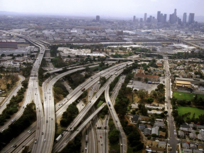 freeway los angeles