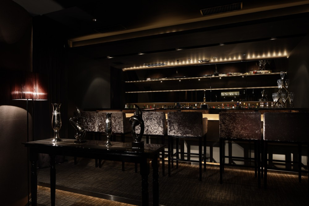 Tokyo Stylish Lounge Bar Megalopolisnow