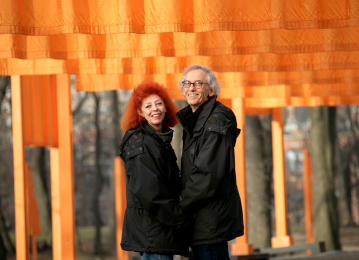 Christo and Jeanne-Claude 2005