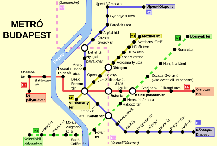 mapa-metro-budapest