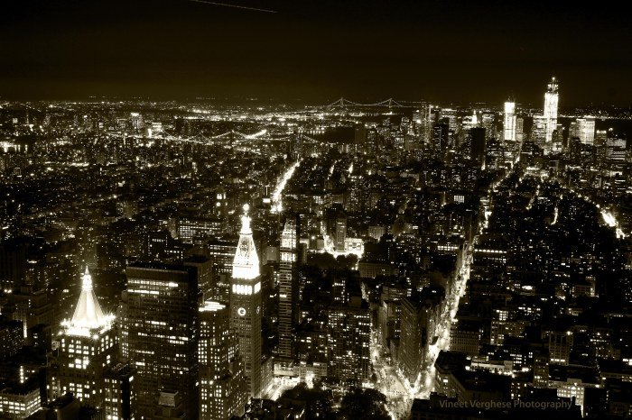 nyc-by-night-from-empire-state-building