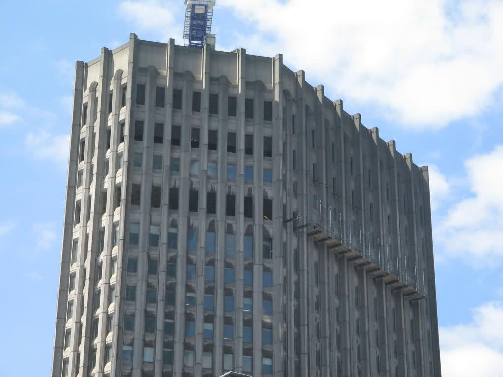 London Stock Exchange Tower Megalopolisnow