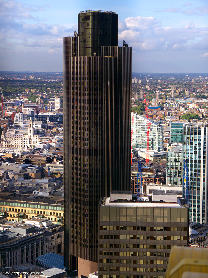 Tower 42, London