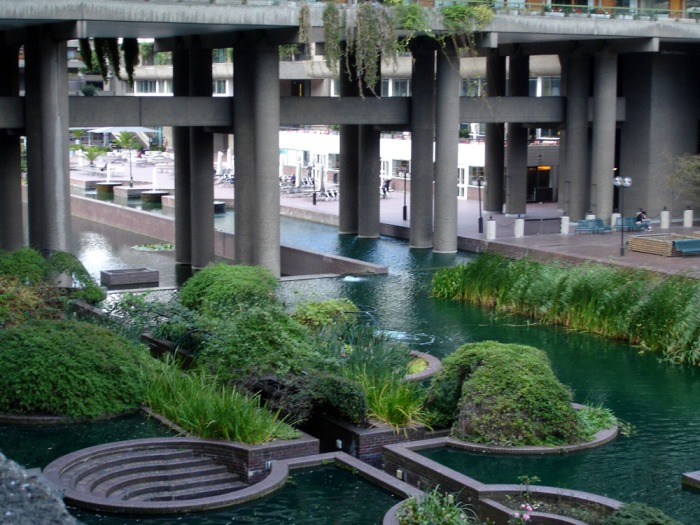 Barbican jungle
