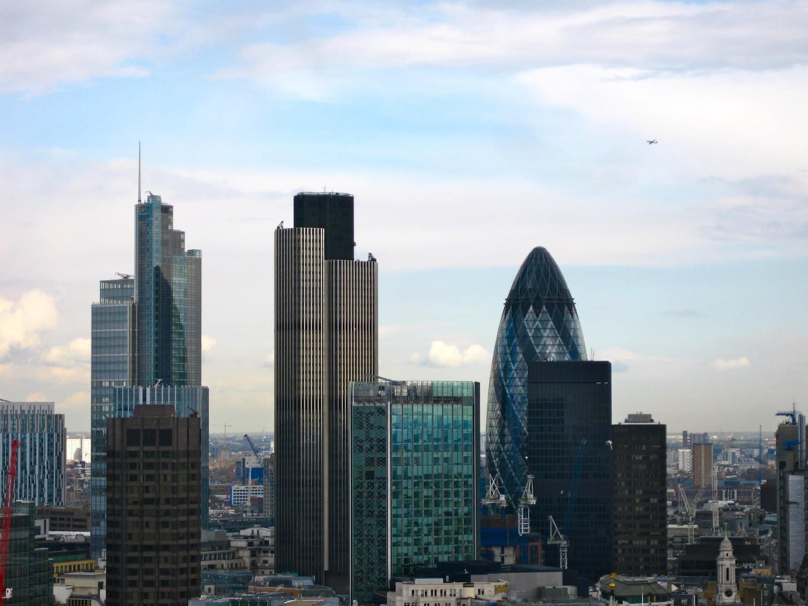 Vertigo Building London
