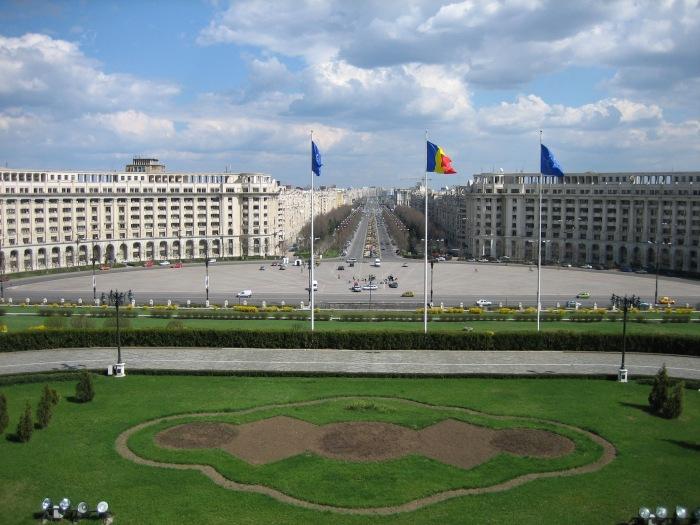 Palace_balcany_Unirii_view